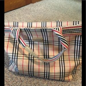 Handbags - Burberry tote not authentic